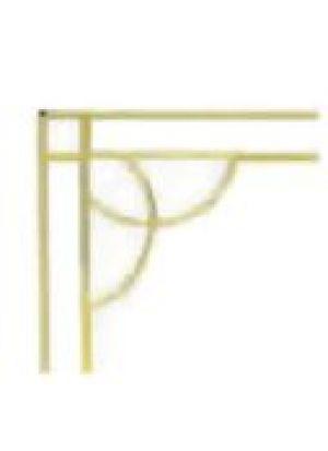 Модена золото 8 мм (155*155 мм) стекло, производство