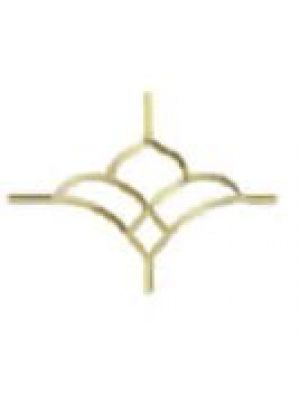 Наполи золото 8 мм (215*145 мм) стекло, стеклопакеты