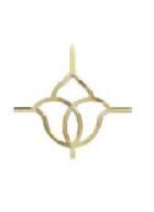 Палермо золото 8 мм (155*160 мм) стеклопакеты, производство