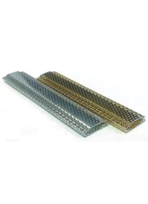 перфорированная золото,хром (8 мм) стеклопакеты, стеклопакеты